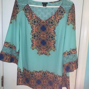 New Directions OS/XL Blouse